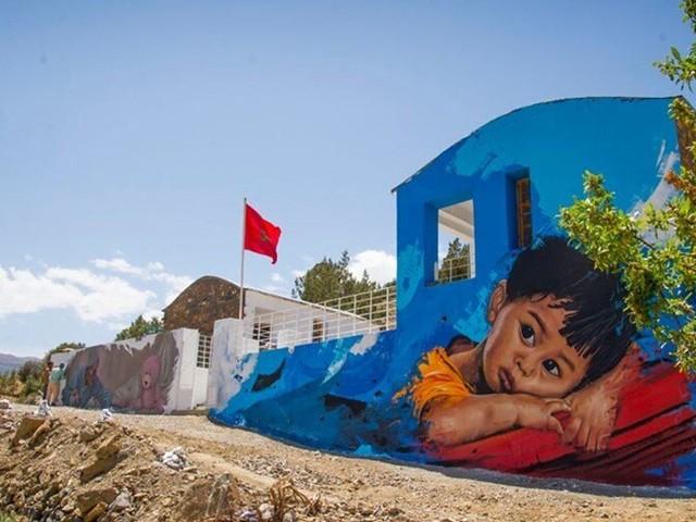 """Azilal: Une école construite par des MRE """"bloquée"""" par la Direction régionale de l'éducation"""