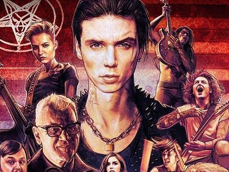 The Relentless : nouveau titre, Me Against The Devil (BO de American Satan)