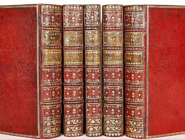 Livres anciens: une extraordinaire collection aux enchères à Vannes