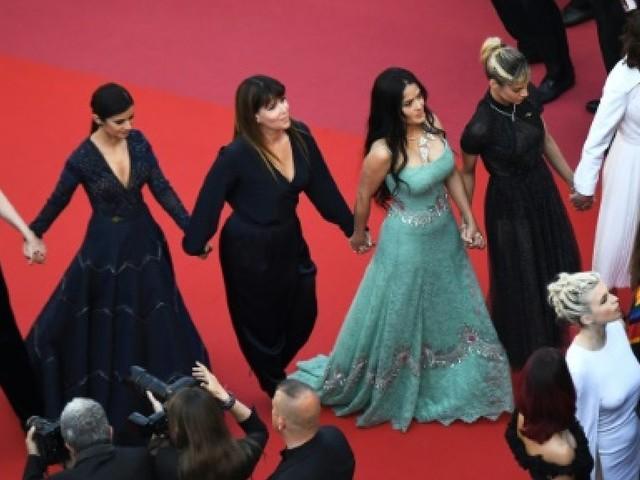 Cannes, premier signataire d'une charte de parité femmes-hommes dans les festivals