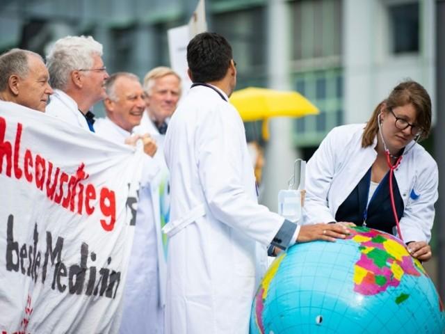 Pressé d'agir sur le climat, Berlin repousse ses décisions à septembre
