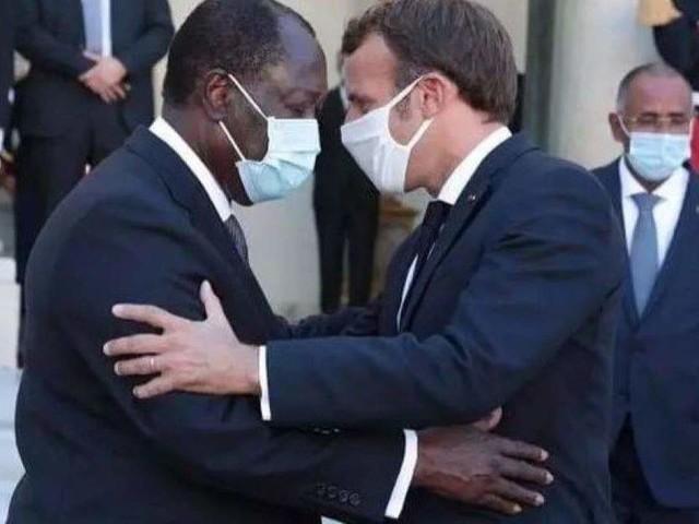 Côte d'Ivoire : quand Soro révèle le fond de la discussion entre Macron et Ouattara à l'Elysée