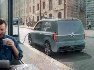 Rapport: Renault Kangoo Z.E. Concept - Adieu bonne bouille
