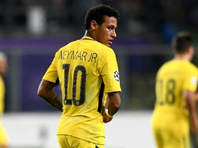 """OM-PSG: Neymar sur les pas de Ronaldinho, dernier roi brésilien du """"clasico"""""""