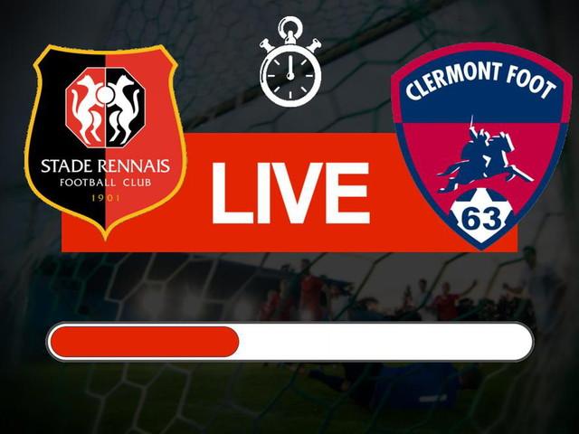 Rennes - Clermont: le match et toutes les infos en direct