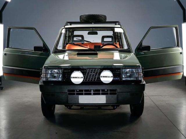 La Fiat Panda 4x4 joue les Indiana Jones
