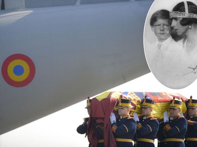 La reine Hélène, décédée en Suisse il y a 37 ans, a été réinhumée en Roumanie