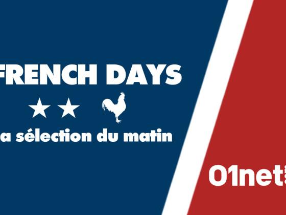 French Days : notre sélection de téléviseurs en promotion