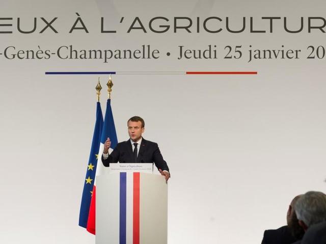Salon de l'Agriculture: le gouvernement au front dans un climat d'incertitude
