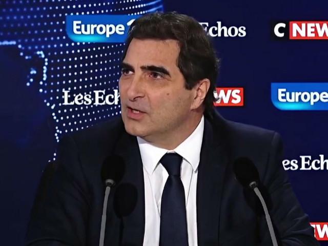 """Municipales : """"À Paris, le Macronisme est en train de partir en fumée"""", estime Christian Jacob"""