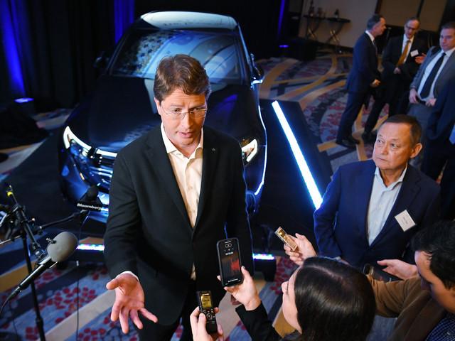Automobile: les constructeurs allemands défient la baisse du marché mondial