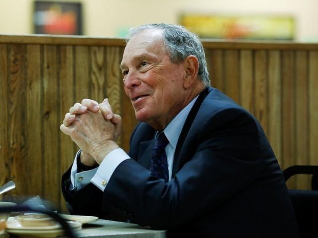 USA: Bloomberg s'enregistre pour être candidat démocrate en 2020