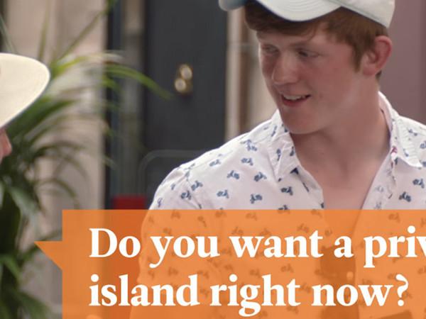Refuser un yacht gratuit, ça pourrait vous arriver aussi