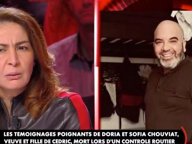 """La veuve de Cédric Chouviat raconte une précédente interpellation où son mari, """"étranglé"""", s'était """"vu partir"""""""