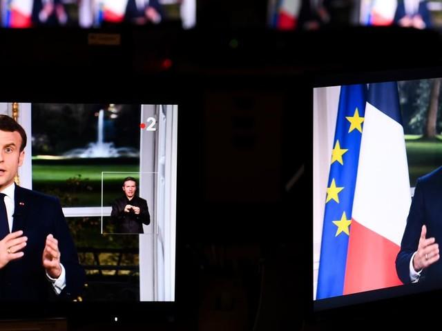 Pour ses vœux 2020, Macron tend une main vide à ses détracteurs