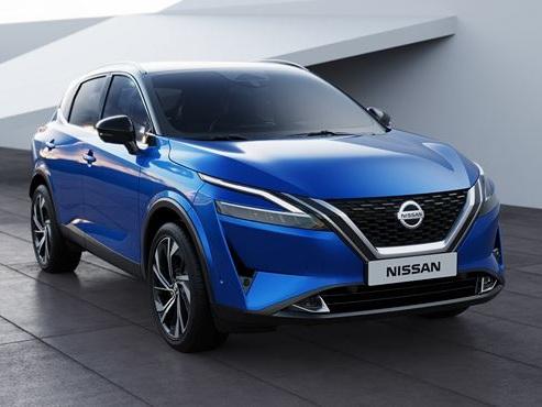 Le crossover compact Nissan Qashqai adopte un style plus acéré