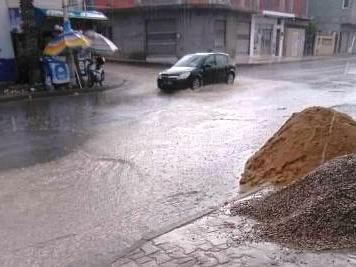 Tunisie – Pluies de moyenne abondance sur Nabeul