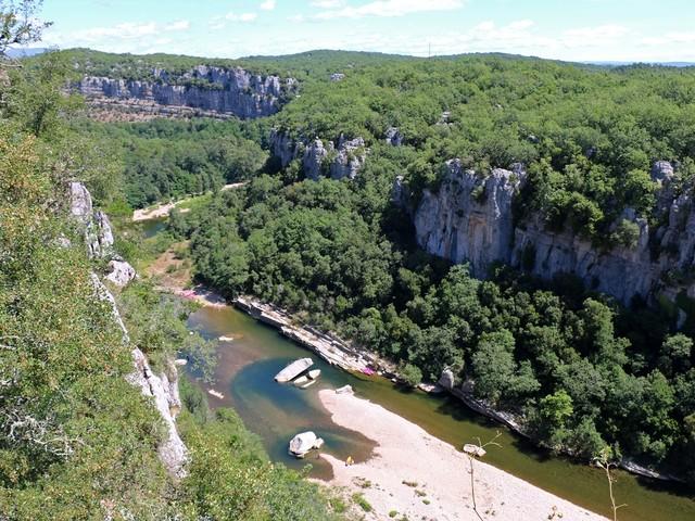 L'Ardèche, entre Cévennes et Provence