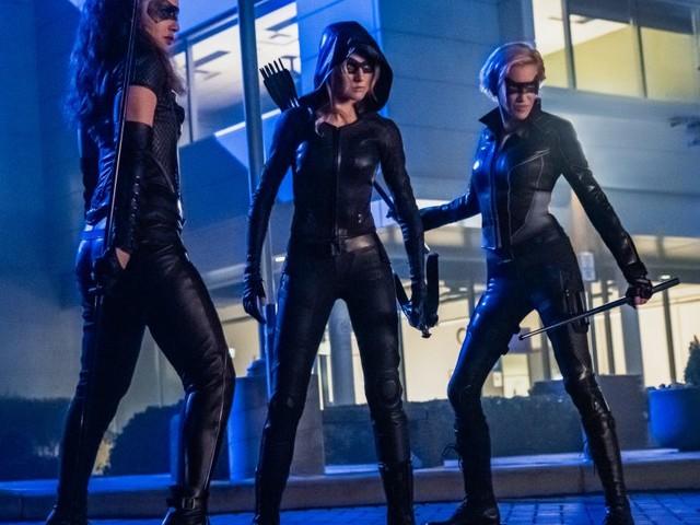 Arrow : Votre avis sur l'épisode 'Green Arrow and the Canaries' [8×09] + le teaser du series finale !