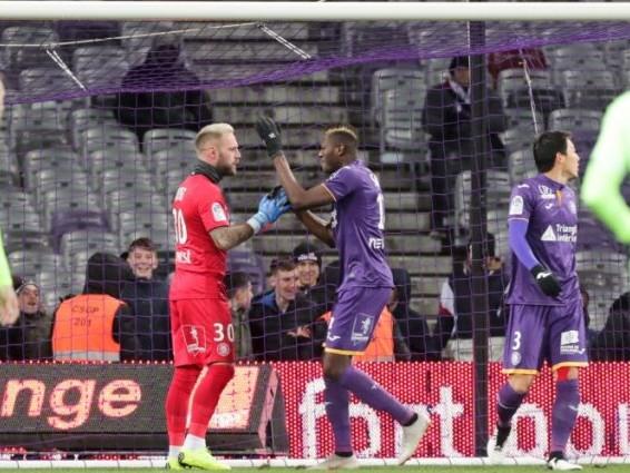 L1 : Toulouse pas malheureux face à Angers