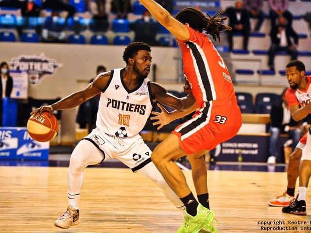Basket (Pro B) : le PB 86 retrouve le succès avec la manière face à Lille (80-75)