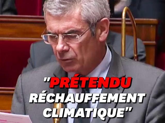 Jean-Charles Taugourdeau doute encore qu'il y ait un réchauffement climatique