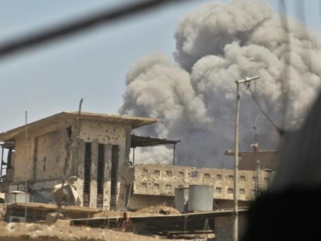 A Mossoul, un journaliste irakien tué et trois journalistes français blessés