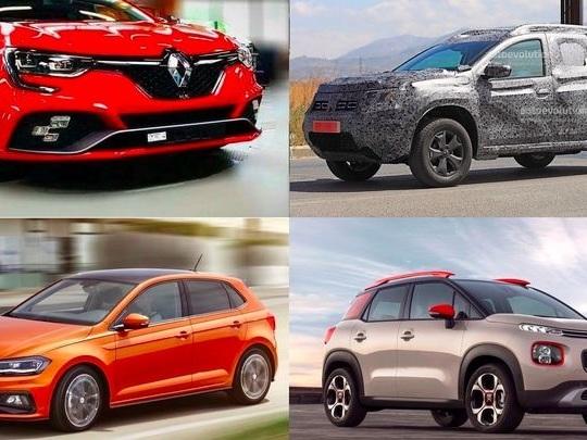 Dossier nouveautés - 25 voitures qui vont marquer la rentrée