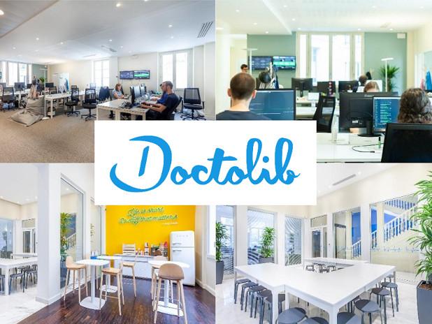 """Doctolib ouvre le """"HealthTech Center"""" et se lance dans la téléconsultation"""