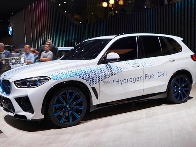 i Hydrogen Next : BMW révèle son second véhicule à hydrogène