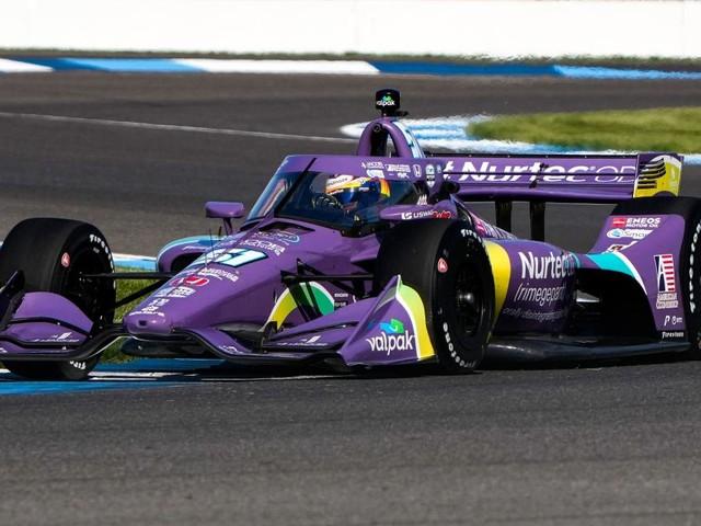 IndyCar - Romain Grosjean : les meilleurs de sa course à Indianapolis en caméra embarquée