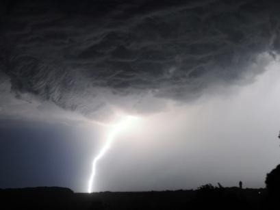 Alerte orages et pluie-inondations dans l'Hérault, l'Aude, les Pyrénées-Orientales et en Andorre