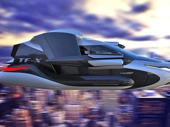 Geely, la maison mère de Volvo a investi dans une start up de voitures volantes
