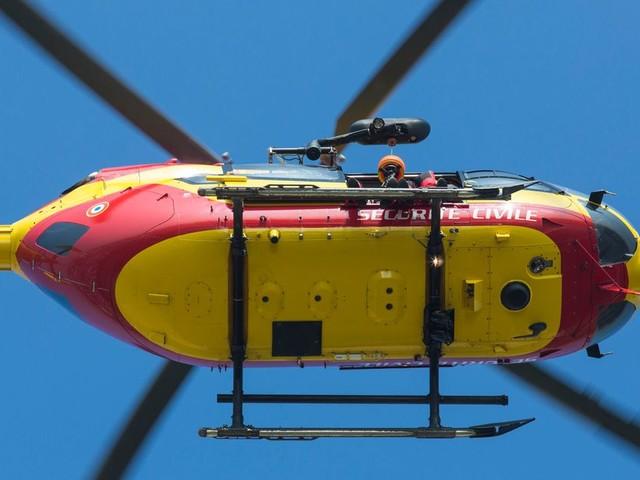 Inondations: trois secouristes tués près de Marseille dans un accident d'hélicoptère