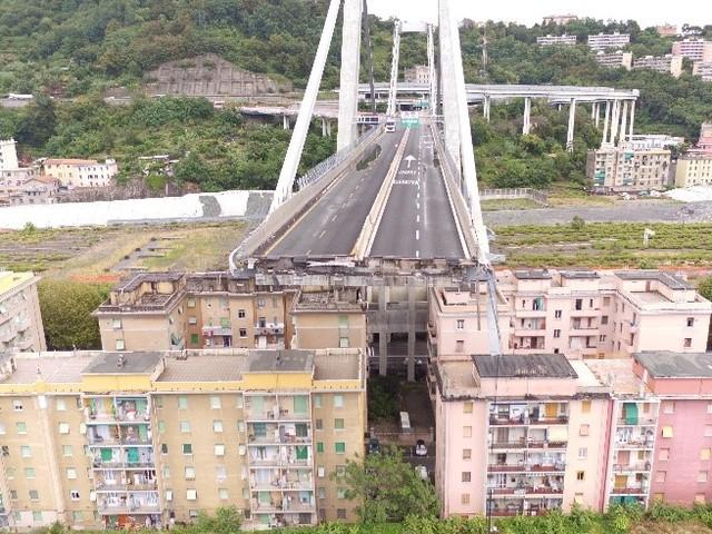 Retour sur la catastrophe du pont Morandi, le 13 août sur National Geographic