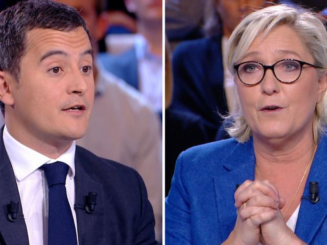 Face à Gérald Darmanin, Marine Le Pen n'a pas totalement effacé le débat d'entre-deux tours