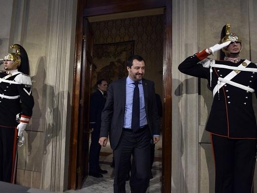 L'Italie dans la tourmente après des fuites sur le futur contrat de gouvernement