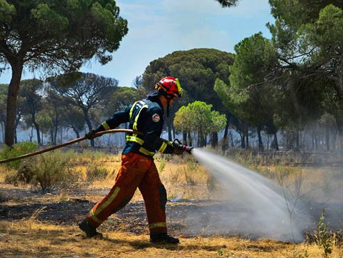 1.800 personnes évacuées en Espagne suite à un grave incendie