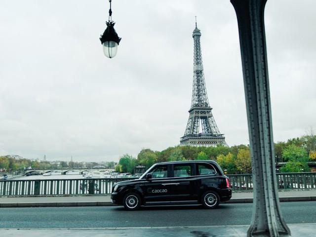 Actualité : La plateforme de VTC Caocao arrive à Paris avec des black-cabs électriques