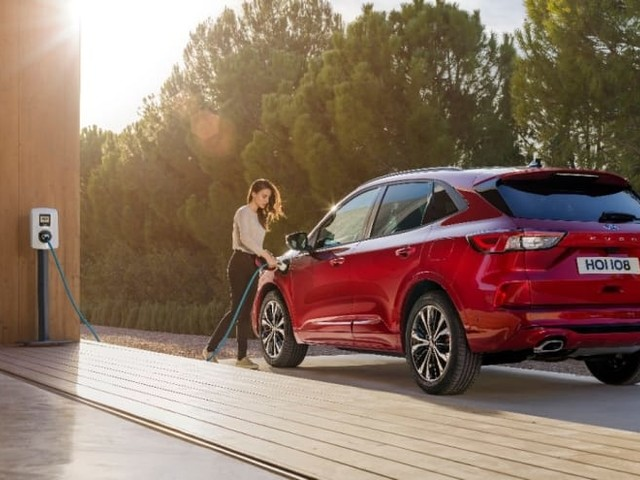 Ford Kuga Plug-in Hybrid, les tarifs