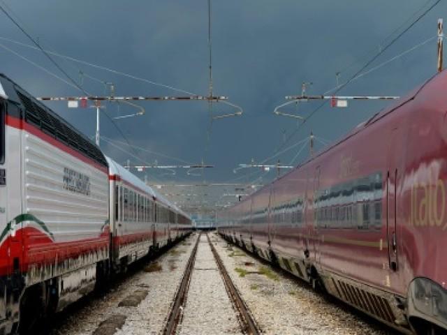 Chemins de fer: ce que font nos grands voisins européens