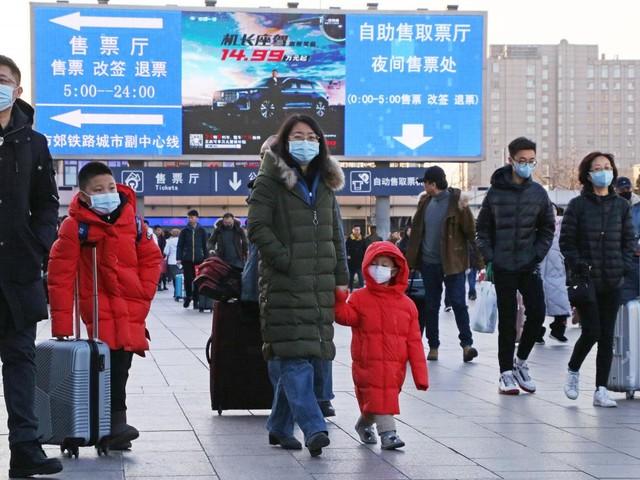 VIDEO. Chine : Wuhan, une ville sous surveillance