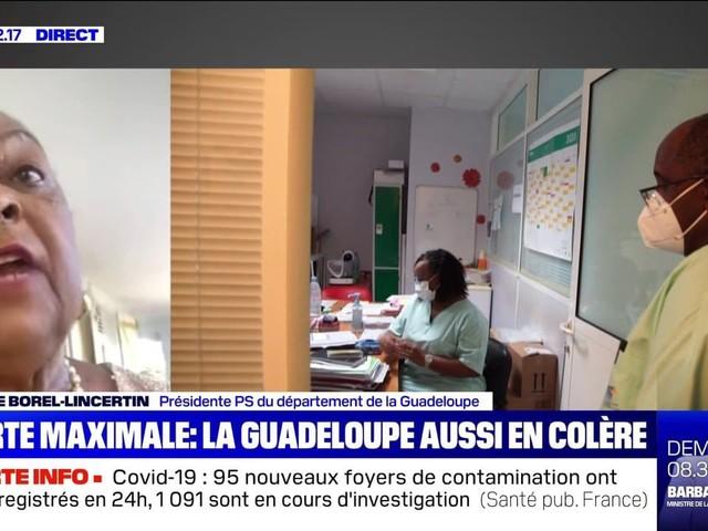 """Josette Borel-Lincertin: """"Les restaurateurs ne sont pas les contaminants"""" - 24/09"""