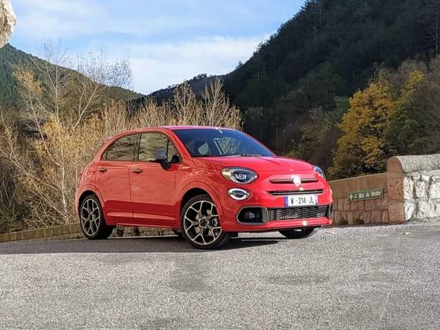 Fiat 500X Sport : juste un habit de lumière