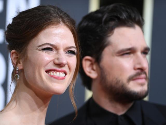 "Kit Harington et Rose Leslie de ""Game of Thrones"" attendent leur premier enfant"