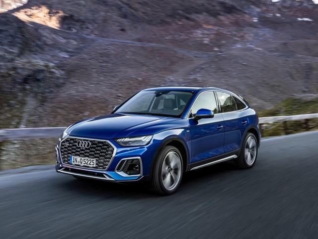Audi Q5 Sportback (2021) : le retardataire