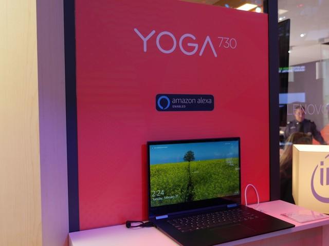 Prise en main du Lenovo Yoga 730 : une petite mise à niveau du 720