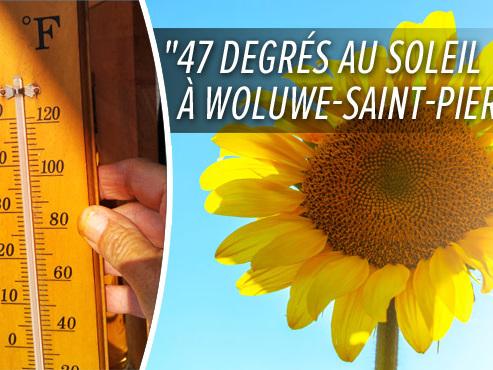 """La troisième vague de chaleur de l'été devrait être déclarée ce mardi: """"Tout à fait unique"""""""