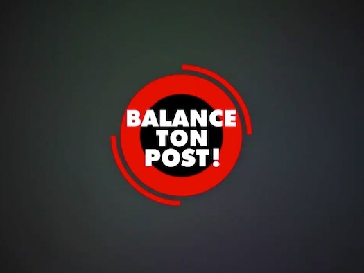 « Balance ton post » : sommaire du 12 décembre 2019