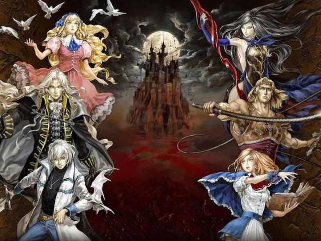 Castlevania: Grimoire of Souls s'offre un trailer de gameplay lors du TGS